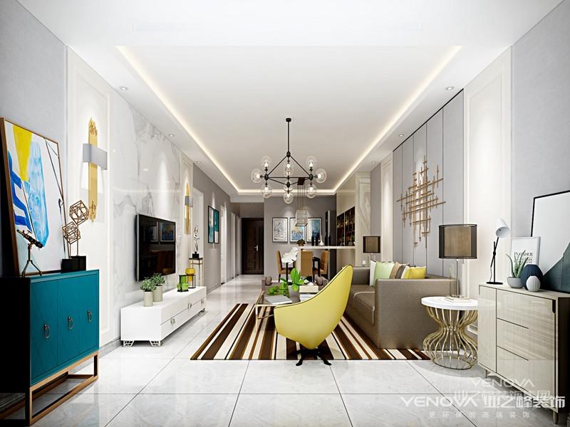 现代简约风格是以简约为主的装修风格。简约主义源于20世纪初期的西方现代主义。