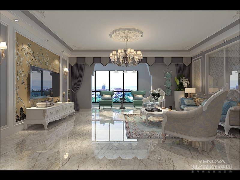 简约欧式风格是大家喜欢的流行风格之一,可简称为简欧或现代欧式,是一种既融合了古典欧式元素,又加入了现代元素的装修风格。简约欧式风格设计通过对流畅的曲线、精致的细节处理来营造一种典雅、亲切、高贵的家居氛围。