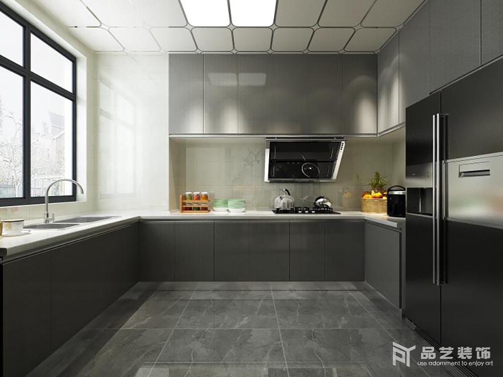 東華世家-廚房