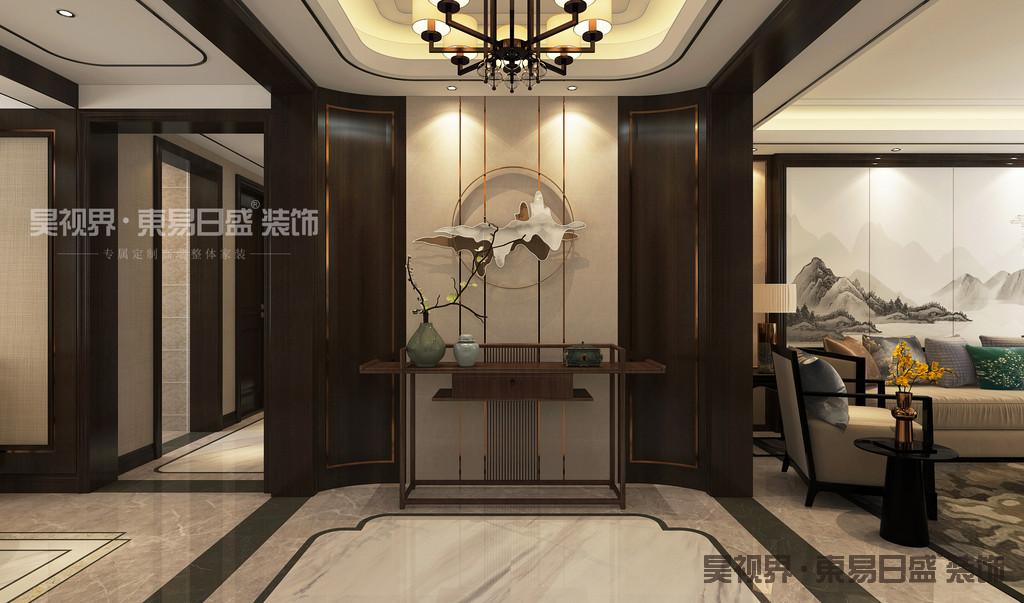 新中式的美,在于沉静、悠然、低调而内敛,它扎根于中国传统的精神文化,与当代人的审美需求相融合,演绎出个性独特而崭新的风貌,让人第一眼就惊艳不已。
