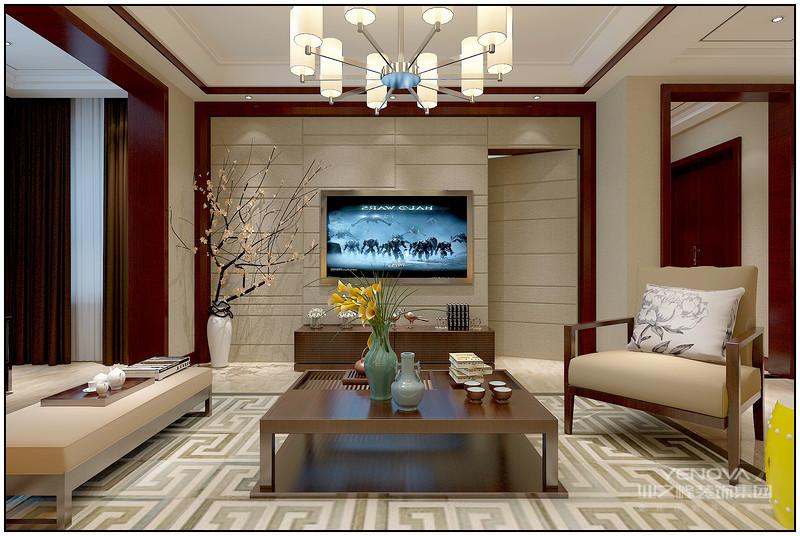 新中式风格是一种既继承了中国古典园林的基本元素及造园手法,又融合了现代简约的几何图案及线条的设计风格,通过对中国古典园林设计思想的理解并提炼,用现代的符号将中国园林的神韵体现出来就是新中式风格。这几年,随着房地产企业对新中式风格的宣传和打造,一批批新中式风格的住宅项目涌现,其中精品更屡屡被大众所传颂推崇。