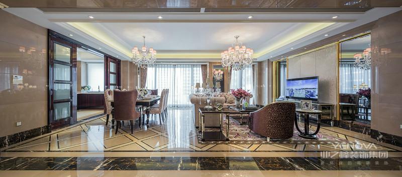 简约欧式风格是大家喜欢的流行风格之一,可简称为简欧或现代欧式,是一种既融合了古典欧式元素,又加入了现代元素的装修风格。简约欧式风格设计通过对流畅的曲线、精致的细节处理来营造一种典雅、亲切、高贵的家居氛围