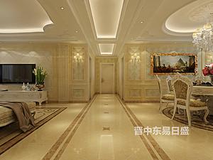 欧式风格走廊装修效果图