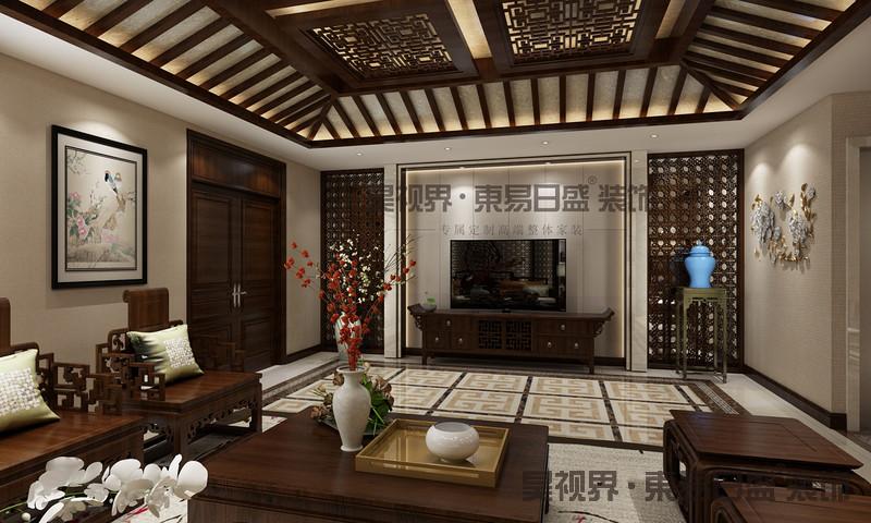 中式古典风格常给人以历史延续和地域文脉的感受,它使室内环境突出了民族文化渊源的形象特征。中国是个多民族国家,所以谈及中式古典风格实际上还包含民族风格,各民族由于地区、气候、环境、生活习惯、风俗、宗教信仰以及当地建筑材料和施工方法不同,具有独特形式和风格,主要反映在布局、形体、外观、色彩、质感和处理手法