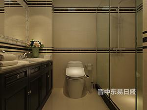 新古典风格卫生间装修效果图