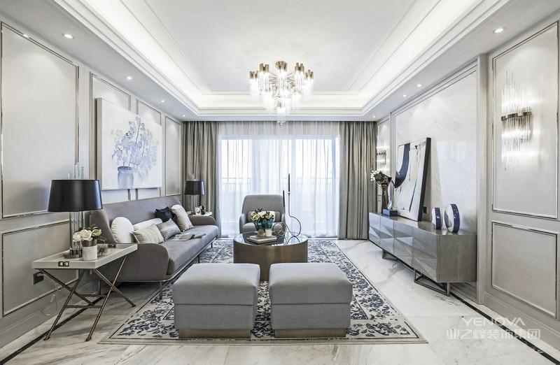 作为年轻人,并不喜欢家里装得太复杂,但是也不想装得过于简单,比较注重装修的品质与设计感。