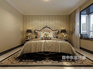 新古典风格卧室装修效果图