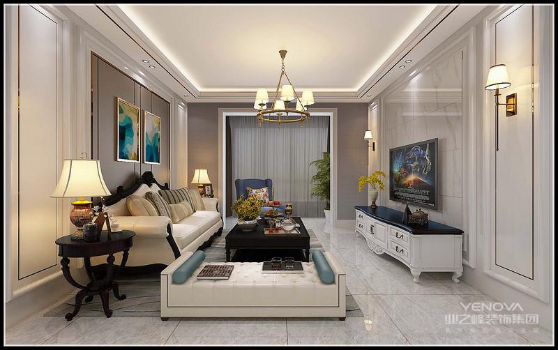 现代简约风格注重室内空间功能的运用,提倡摒弃繁琐的装饰,按照功能区分的原则,进行室内布置、家具布置、室内装饰等。 空间紧密协调,色彩造型紧跟时尚潮流,个性化简约的装饰营造舒适的家。