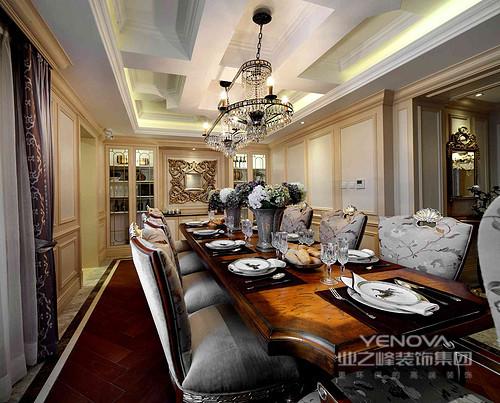 欧式奢华风格改变生活 生活因奢华而精彩