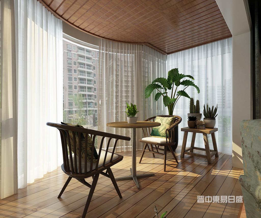 华宇绿洲--阳台