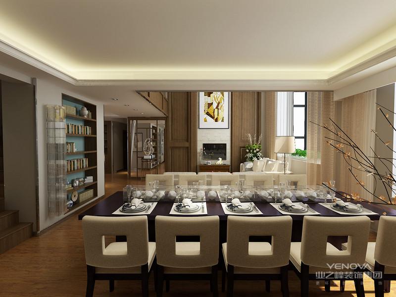在中国文化风靡全球的现今时代,中式元素与现代材质的巧妙兼柔,唐宋家具、明清窗棂、布艺床品相互辉映,再现了移步变景的精妙小品。继承明清时期家居理念的精华,将其中的经典元素提炼并加以丰富,同时改变原有空间布局中等级、尊卑等封建思想,给传统家居文化注入了新的气息