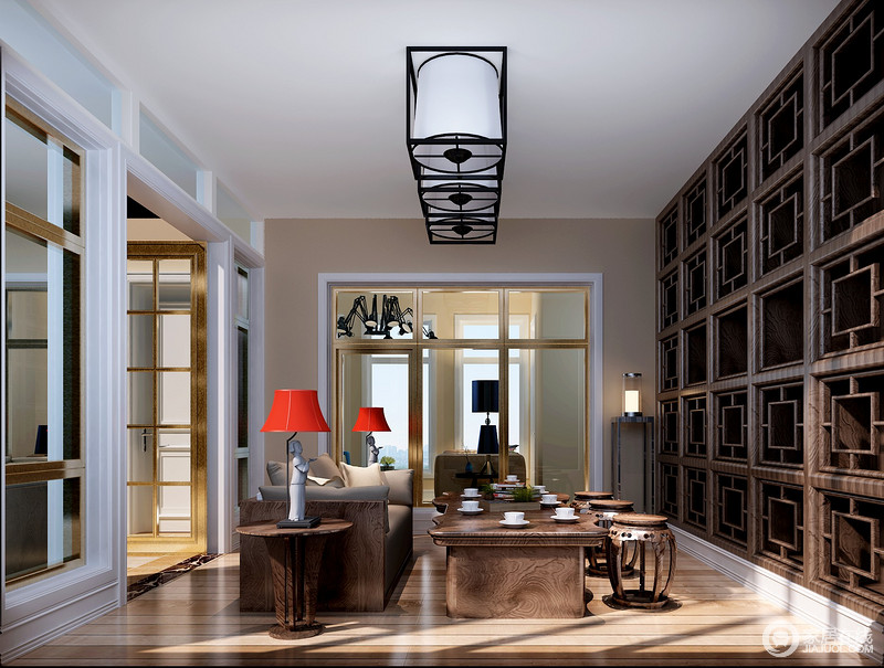 高纯色彩的大量运用,大胆而灵活,不单是对现代风格家居的遵循,也是个性的展示。