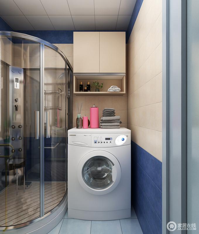 洗衣吊柜:洗衣柜的产生不近提供人们对于美好生活的向往和品质。还能存放提供洗衣活动的大量工具,如洗衣粉、洗衣液等。