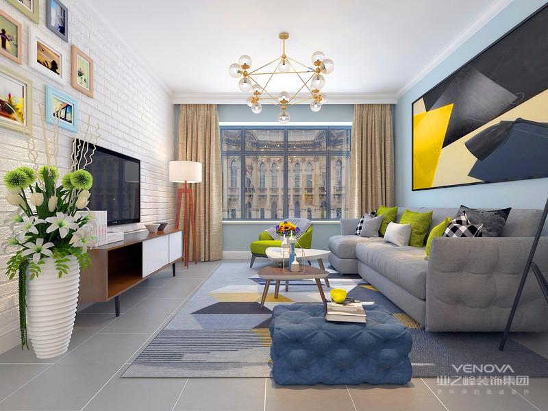 欧式风格的家具在细节上十分重视,许多繁复的花纹虽然在家具上简化了,但制作工艺并不简单。从整体到局部、从空间到室内陈设塑造,此风格都给人一种精致印象。一方面保留了材质、色彩的大致感受,同时又摒弃了古典风格过于复杂的肌理和装饰,吸收现代风格的优点,简化了线条、凸显简洁美,着力塑造尊贵又不失高雅的居家情调。