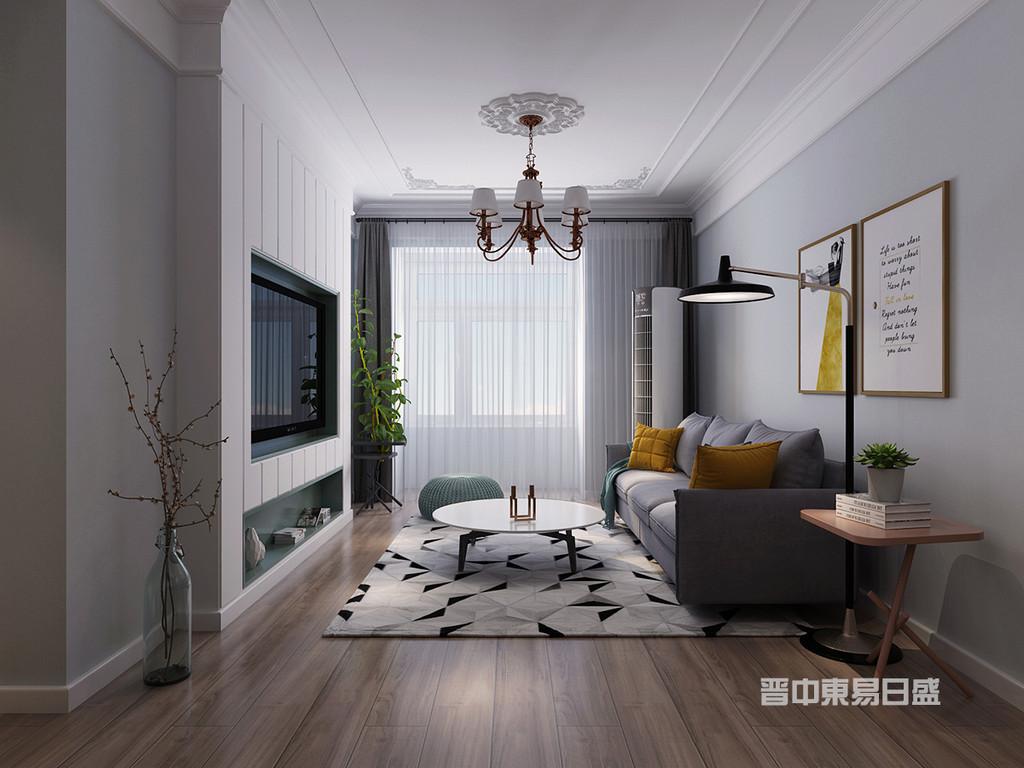 新晋世家--客厅