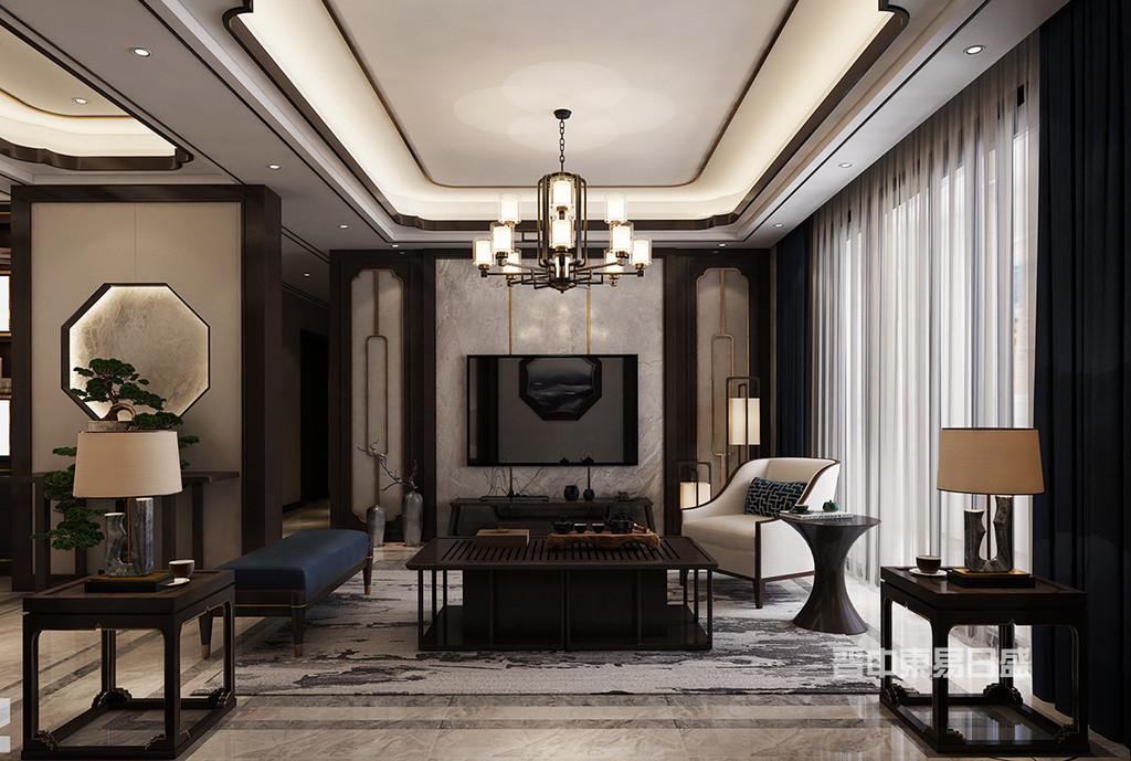 雅园--客厅1