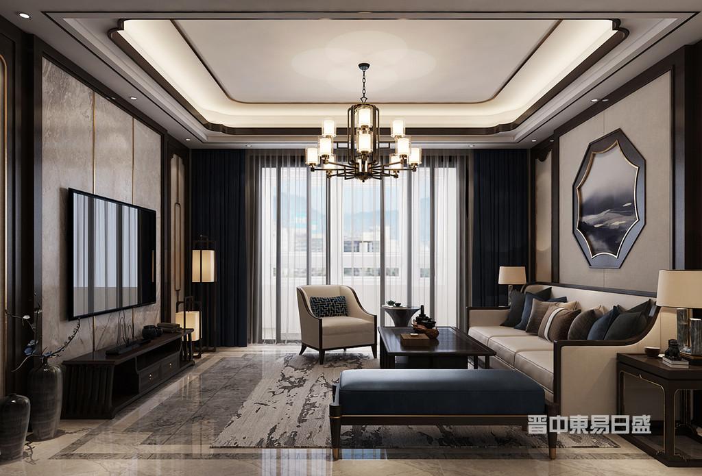 雅园--客厅2