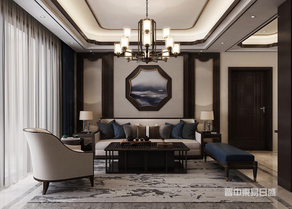 雅园--客厅3