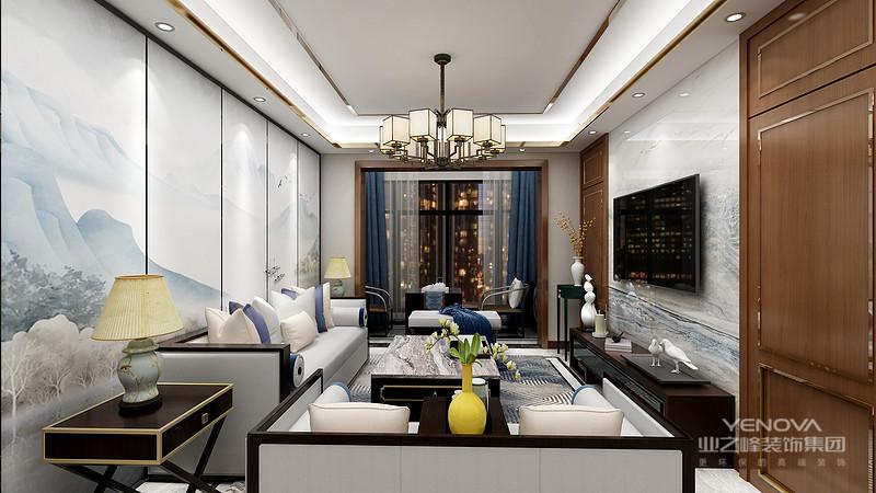 现代中式风格设计说明之颜色搭配中式风格的家具和饰品往往颜色较为深沉,但是现代中式风格的颜色搭配上就较为简约。颜色的选定应该以家中的设计风格来决定,现代中式风格的颜色一般选择简单的白色和黑色相互搭配,或是选择淡黄色、红色为主主色调来表现出现代感的设计形式。