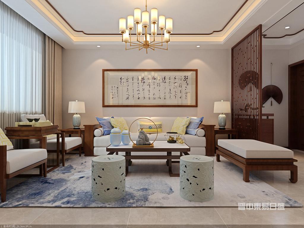 唐诚银座--客厅2