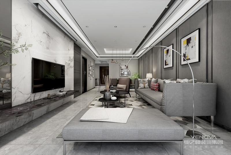 首先要说明的是简约是不等于简单的,这个是特别强调的。简约是经过深思熟虑过后经过创新设计得出的思路延展,而不是简单的堆砌或者是摆放。简约风格设计不仅仅只体现在装修上,而另一部分还体现在家具配饰的搭配,比如小的屋子就不要为了显得阔绰而购买体积比较大的物品,应该购买生活必须的东西,如果能不占面积,可以折叠,功能多样化那就再好不过了
