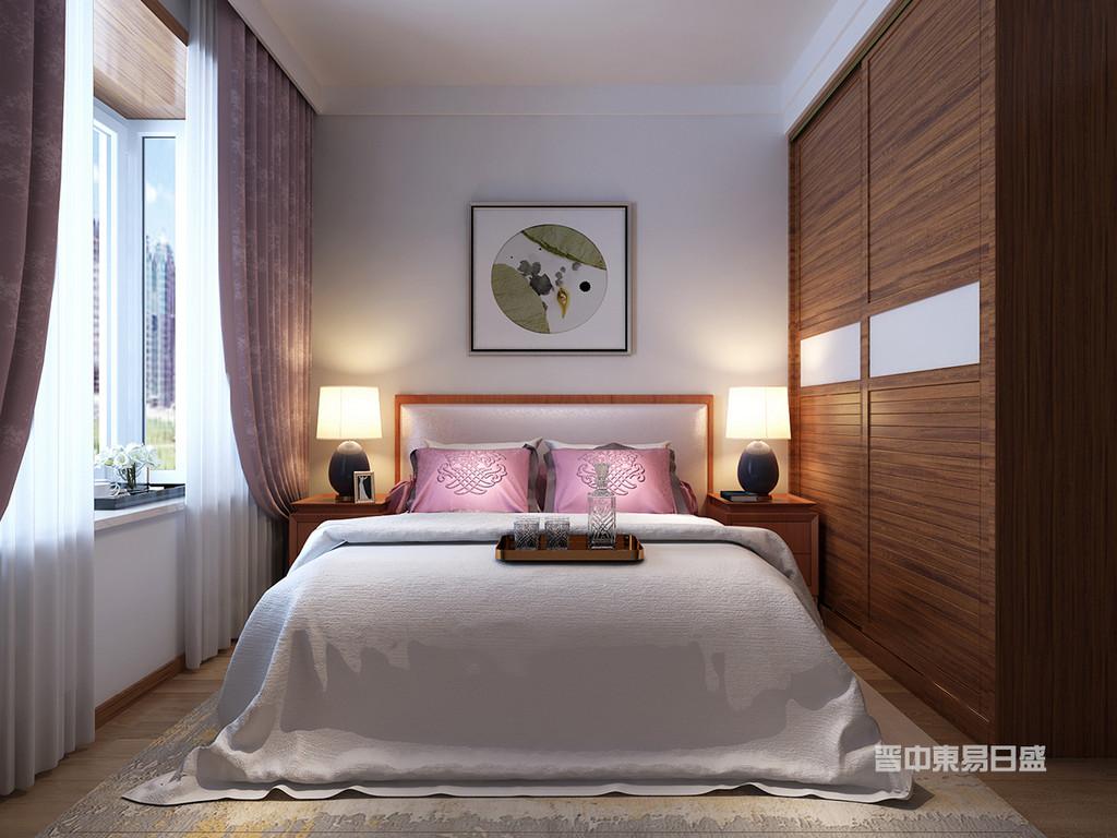 天河园中园--卧室