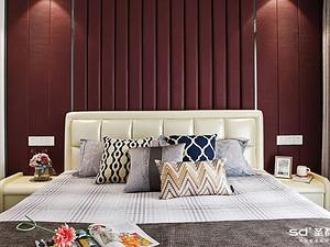 現代風格臥室裝修效果圖