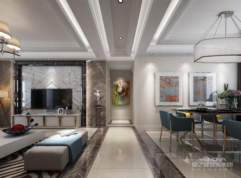 首先要说明的是简约是不等于简单的,这个是特别强调的。简约是经过深思熟虑过后经过创新设计得出的思路延展,而不是简单的堆砌或者是摆放。简约风格设计不仅仅只体现在装修上,而另一部分还体现在家具配饰的搭配,比如小的屋子就不要为了显得阔绰而购买体积比较大的物品,应该购买生活必须的东西,如果能不占面积,可以折叠,功能多样化那就再好不过了。