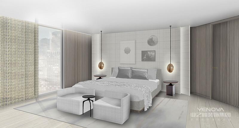 现代简约风格的设计中颜色的搭配也是一个重要因素,不同的颜色搭配能够营造出不同的装修风格,同时现代简约风格的设计也有适用的色彩搭配