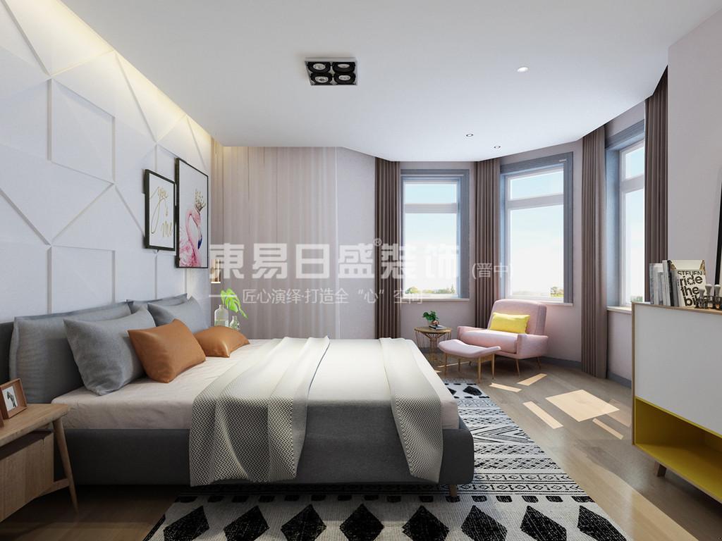 中正锦城-卧室1