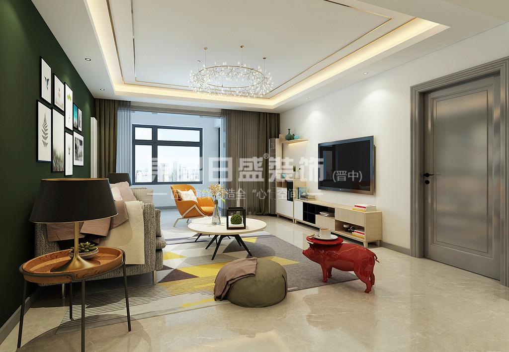中正锦城-客厅3