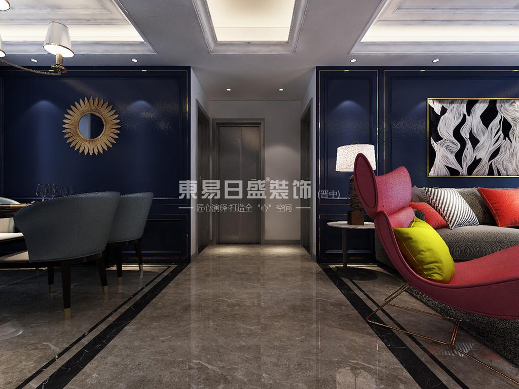 晋中-锦绣园-门厅