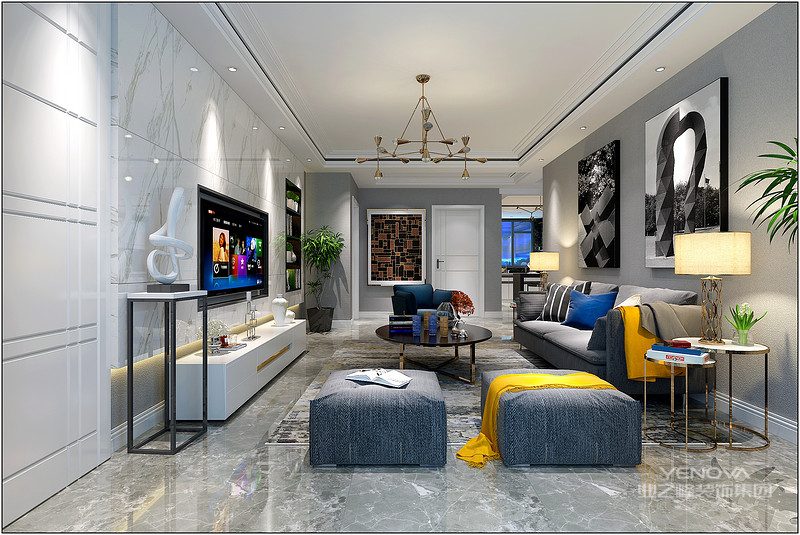 随着现代家装的多样化,人们也开始追求各种各样的不同设计方式。而后现代风格主要强调的是主张新旧融合,兼容并蓄的立场,后现代风格呢,就是既显夸张又显含蓄。那下面就和小编一起来了解后现代风格吧!