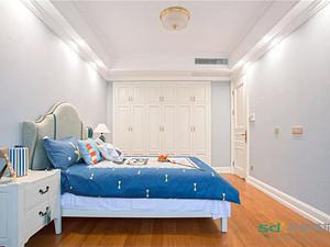 新古典风格儿童房装修效果图