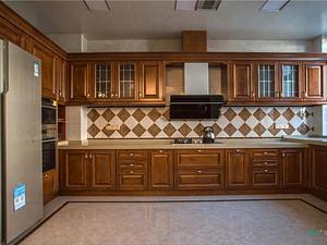 新古典風格廚房裝修效果圖