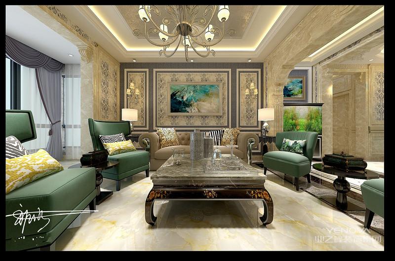 所有设计思想、所有设计风格,无外乎是对生活的一种态度而已。为业主设计适合现代人居住, 功能性强并且风景优美的风格时,能否敏锐地把握客户需求实际上对设计师们提出了更高的要求。无论是家具还是配饰均以其优雅、唯美的姿态,平和而富有内涵的气韵,描绘出居室主人高雅、贵族之身份。