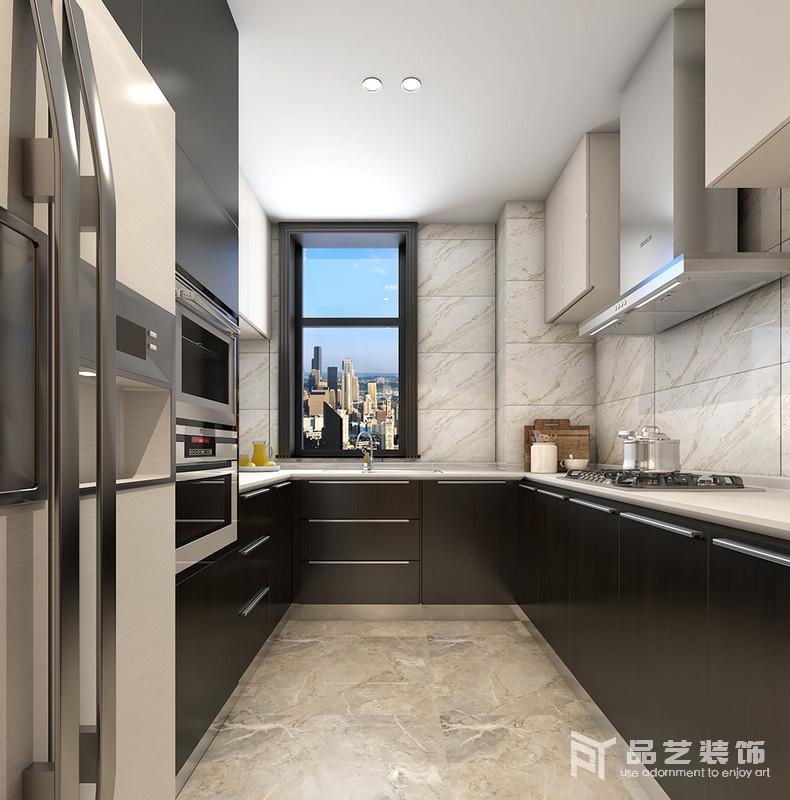 新韵·华居复式-厨房