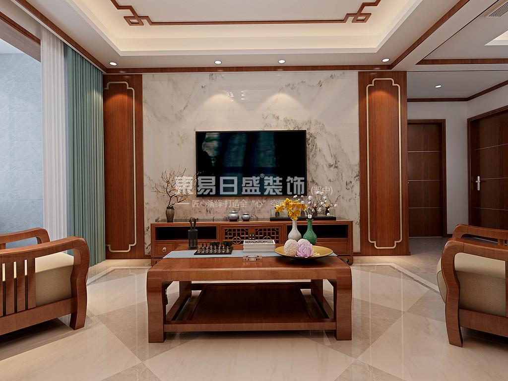 榆次-雅园-客厅1