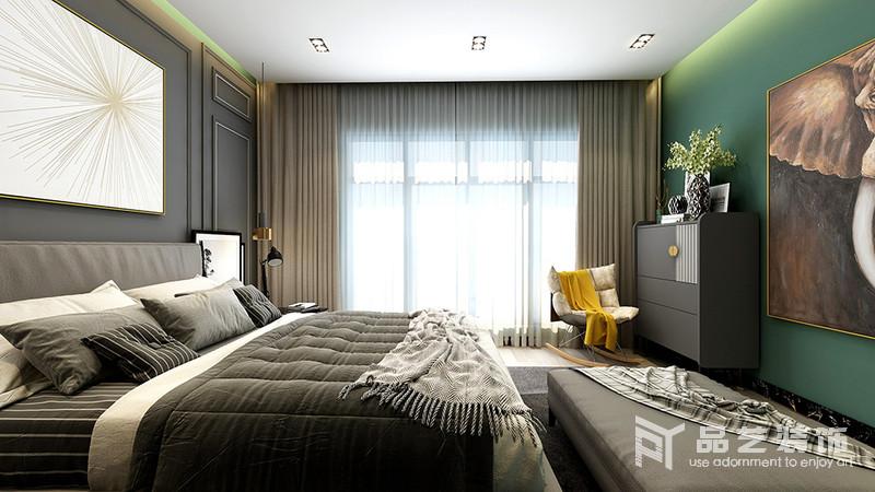 雅園二期-臥室