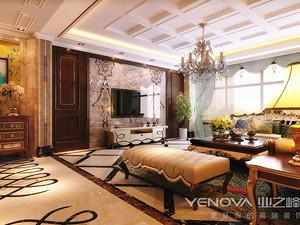 新古典风格客厅装修效果图