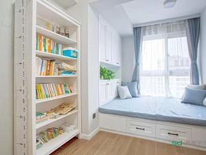 北欧风格书房装修效果图