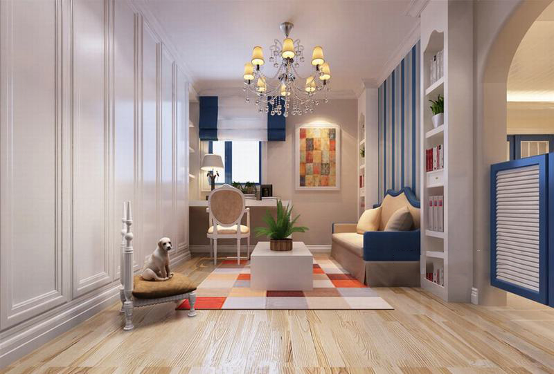 在地中海的家居中,装饰是必不可少的一个元素,一些装饰品最好是以自然的元素为主,比如一个实用的藤桌,藤椅,或者是放在阳台上的吊蓝,还可以加入一些红瓦和窑制品,带着一种古朴的味道,不用被各种流行元素所左右,这些小小的物件经过了时光的流逝日久弥新,还着岁月的记忆,反而有一种独特的风味。