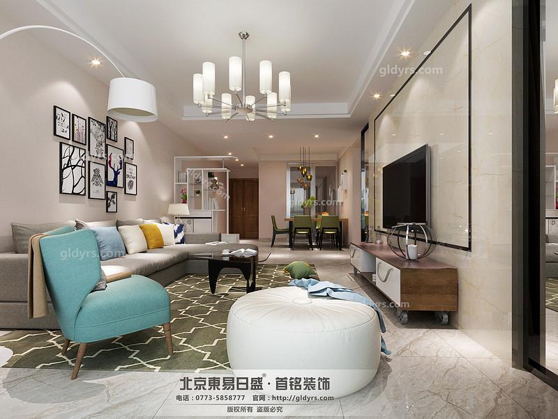 由于线条简单、装饰元素少,现代风格家具需要完美的软装配合,才能显示出美感。例如沙发需要靠垫、餐桌需要餐桌布、床需要窗帘和床单陪衬,软装到位是现代简约风格家具装饰的关键。