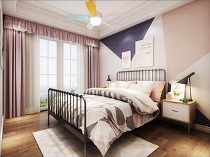 歐式風格兒童房裝修效果圖