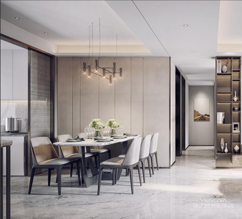 简约是一种生活态度,简约风格就是讲求家居装饰的简洁、明朗、实用,没有过多的华丽装饰,在建筑空间上不舍屏障,使得整个家居环境舒适又大气。