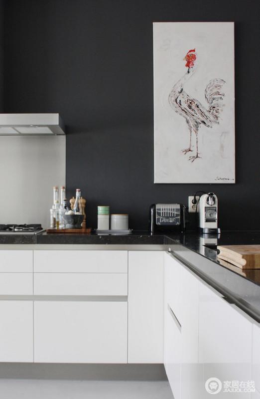 荷兰设计师的家 现代风格设计自然随意